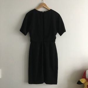 Banana Republic Dresses - Banana Republic Sheath Dress Short Sleeve Lined